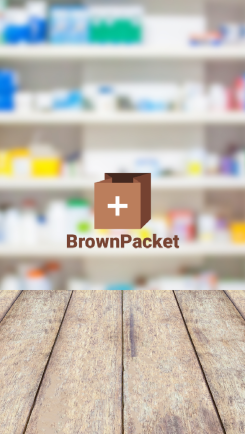 BrownPacket Splash Screen